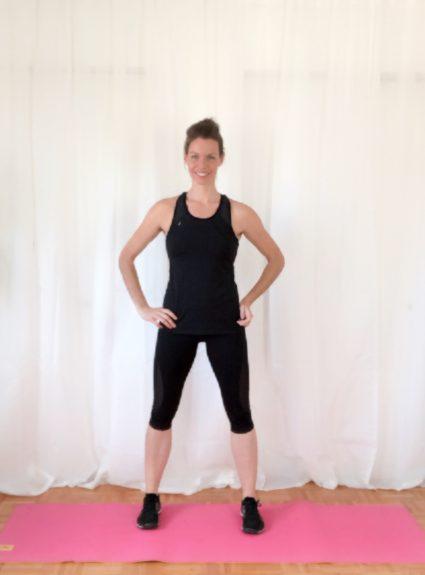5 exercices pour préparer l'accouchement