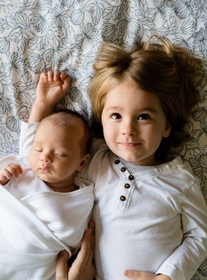14 astuces pour préparer l'enfant à l'arrivée d'un nouveau bébé