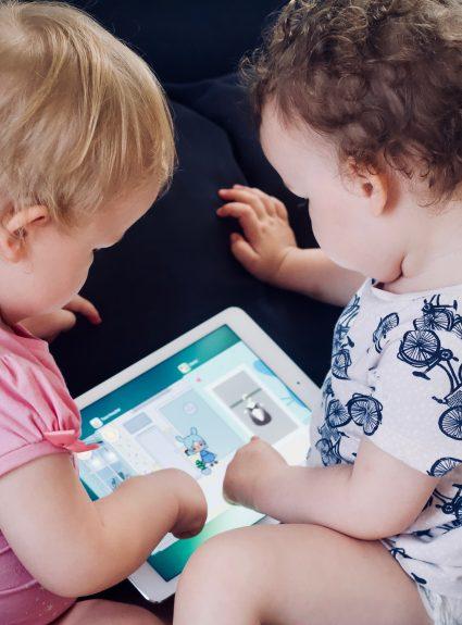 5 applications iPad pour stimuler le langage des petits