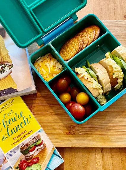 17 recettes pour des lunchs originaux et rapides pour toute la famille