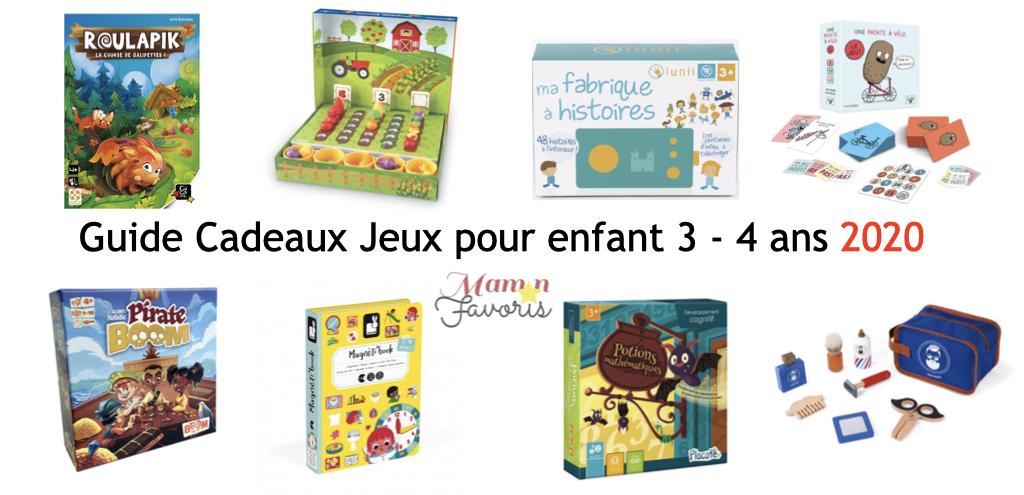 Guide Cadeaux Jouets Pour Enfant 3 4 Ans 2020 Maman Favoris