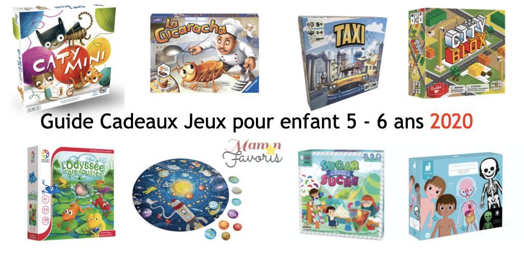 Guide Cadeaux Jouets Pour Enfant 5 6 Ans 2020 Maman Favoris