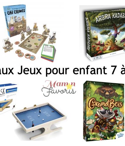 «LE» Guide cadeaux jeux pour enfants 7-12 ans 2020